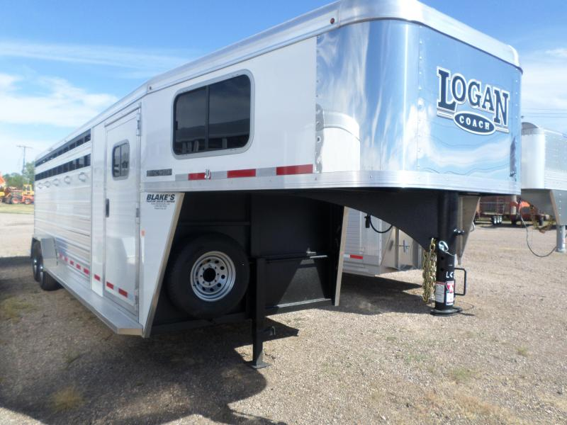 2019 Logan Coach Stock Combo  Trailer 7 X 24