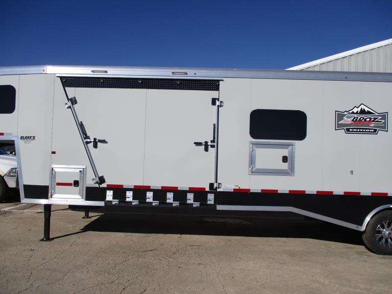 2019 Logan Coach Horsepower Enclosed Cargo Trailer