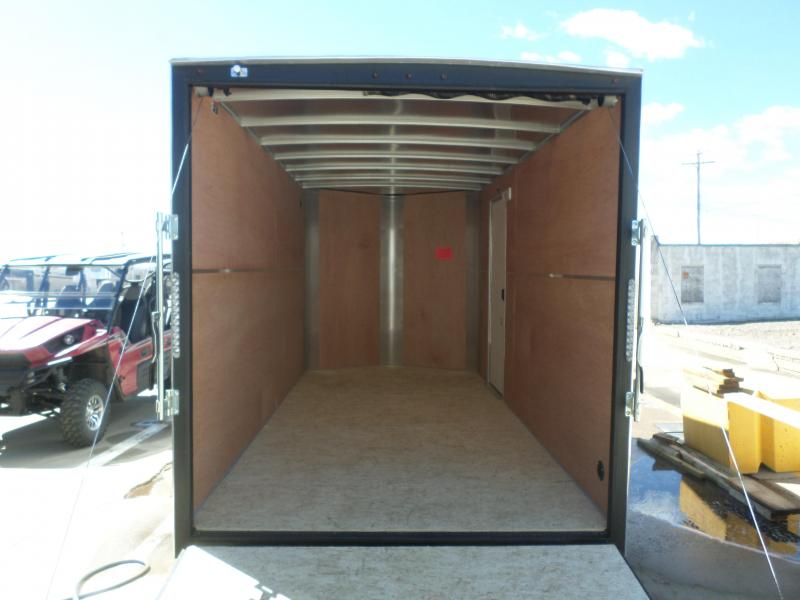 2018 H and H Trailer Cargo Enclosed Cargo Trailer 7 X14