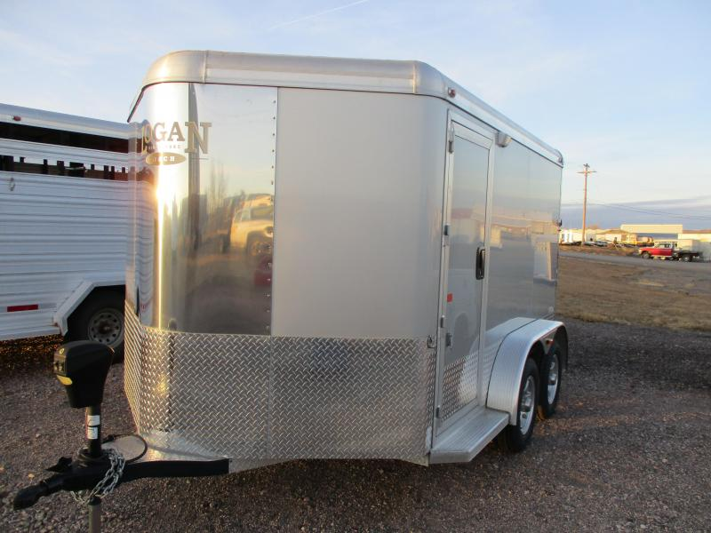 2015 Logan Coach Silver Eagle Cargo Trailer