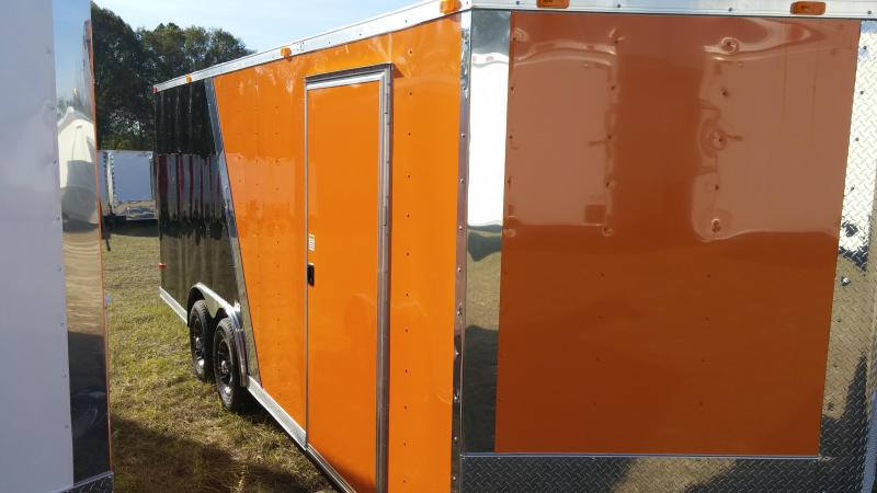 Cynergy Cargo 8.5 x 20 TA3 Car / Racing Trailer in Shellman, GA