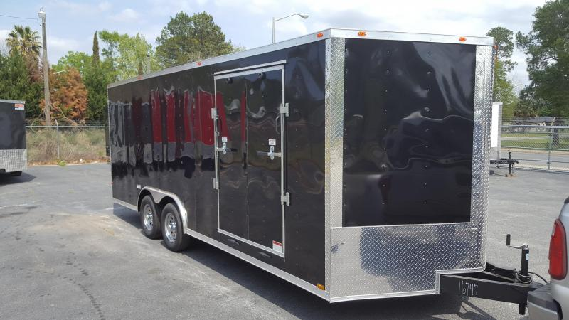 8.5 x 20 TA2 Car / Racing Trailer in Oglethorpe, GA