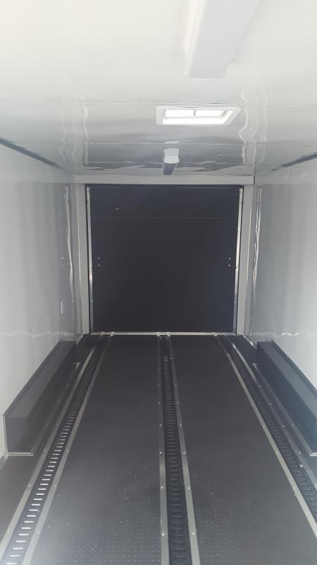 5' V NOSE RAMP Enclosed Cargo Trailer