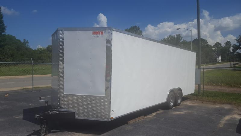 8.5 x 24 TA2 Car / Racing Trailer