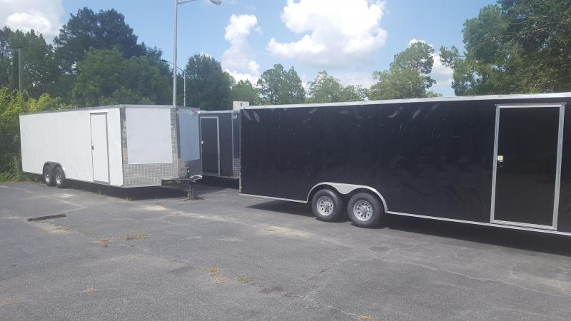 8.5 x 24 TA2 Car / Racing Trailer in Langley, SC