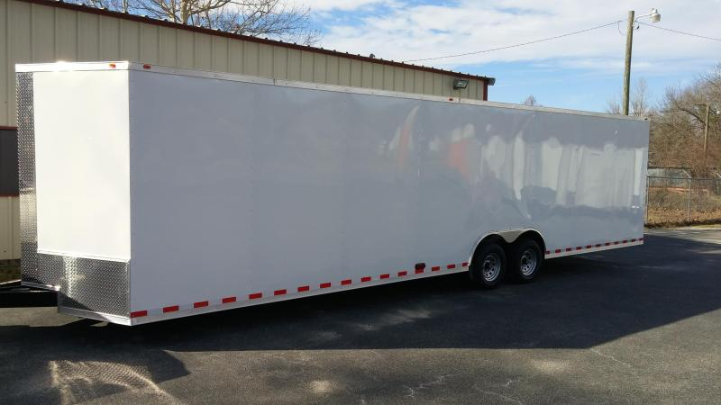 8.5 x 32 TA3 Car / Racing Trailer in Rochelle, GA