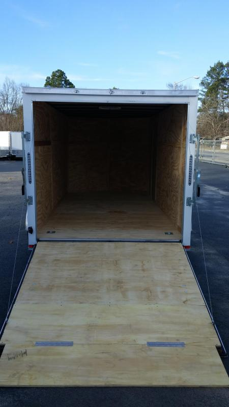 7 X 14 TA Motorcycle Trailer