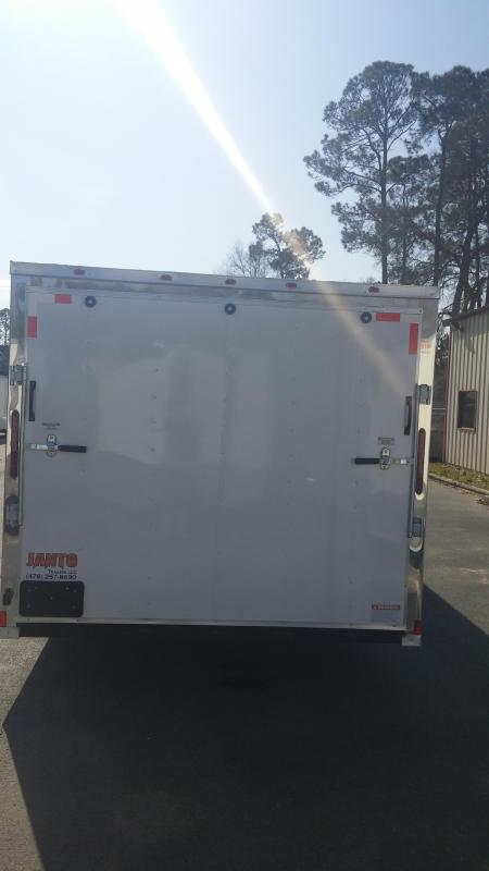 8.5 x 24 TA3 Car / Racing Trailer