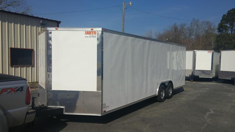 8.5 x 24 TA3 Car / Racing Trailer in Rochelle, GA