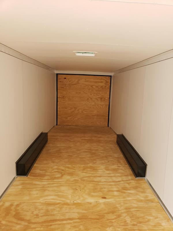 30 Spread Enclosed Cargo Trailer
