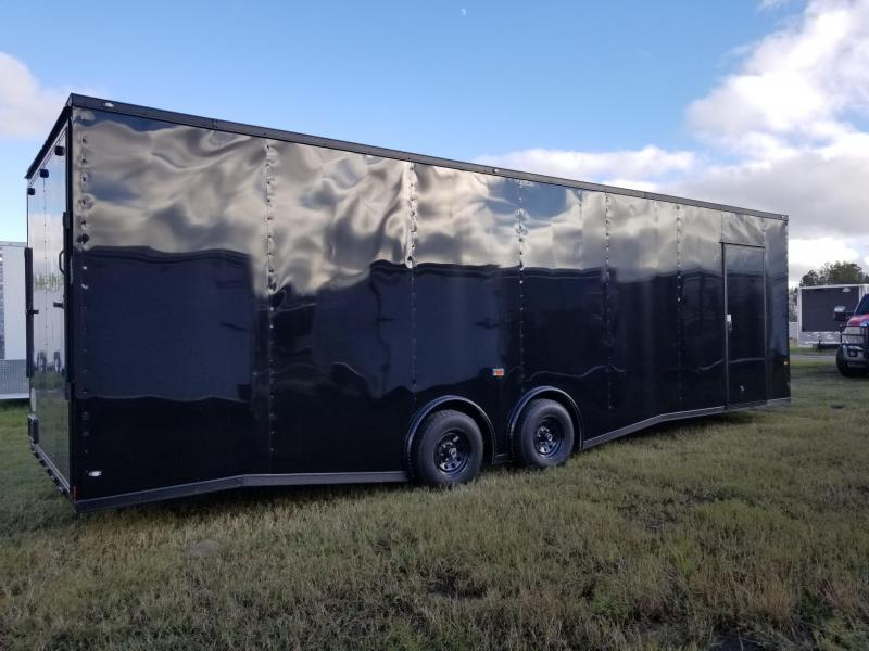 28 Spread Enclosed Cargo Trailer in Ashburn, VA