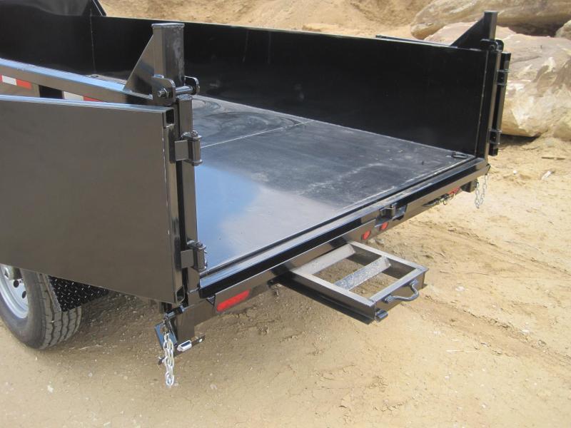 2019 High Desert 14k-14ft Dump Trailer