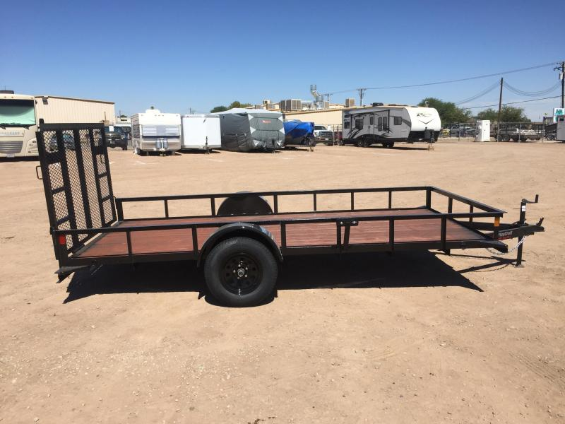 2019 Playcraft SUSA 14X77 ATV Trailer