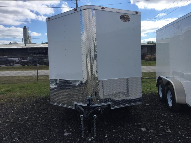 2019 7 X16 Commander Series Cargo Trailer