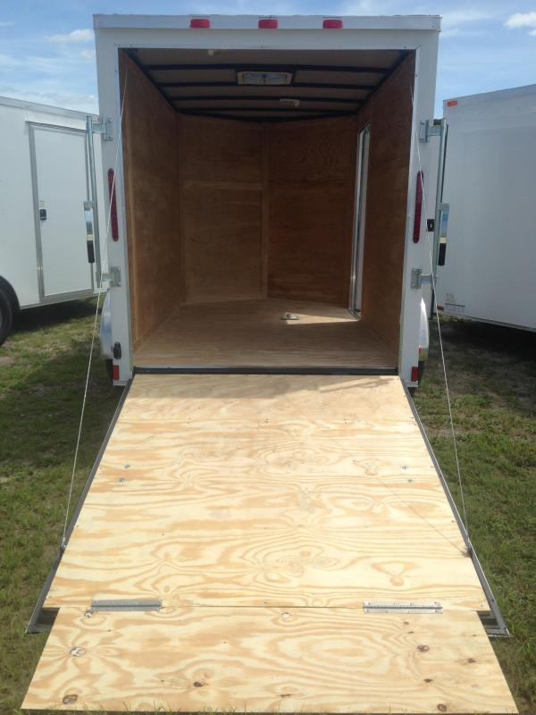 2018 Freedom 6x12 Enclosed Cargo Trailer (Commander Series)