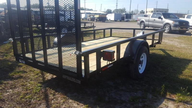 2018  76 X 12 Utility Trailer (American Made Products)