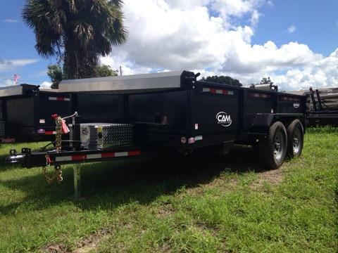 2019 Cam Superline Advantage Series Dump Trailer