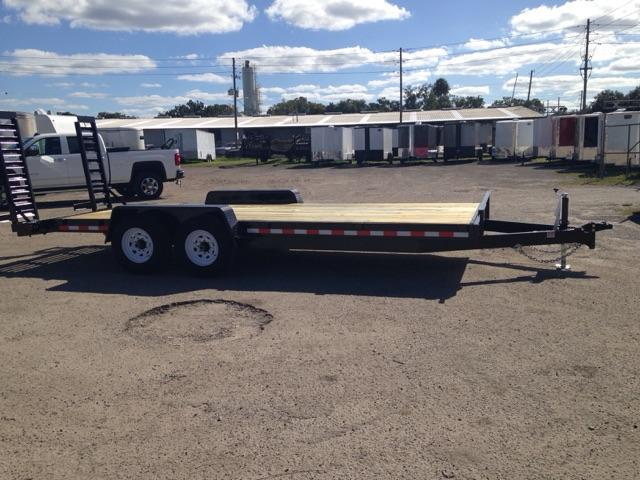 2019 AMP 7 ton Equipment Trailer
