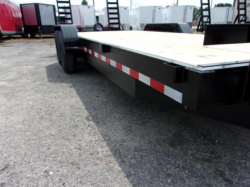 "2019 AMP 82""X20' 7 ton Equipment Trailer"
