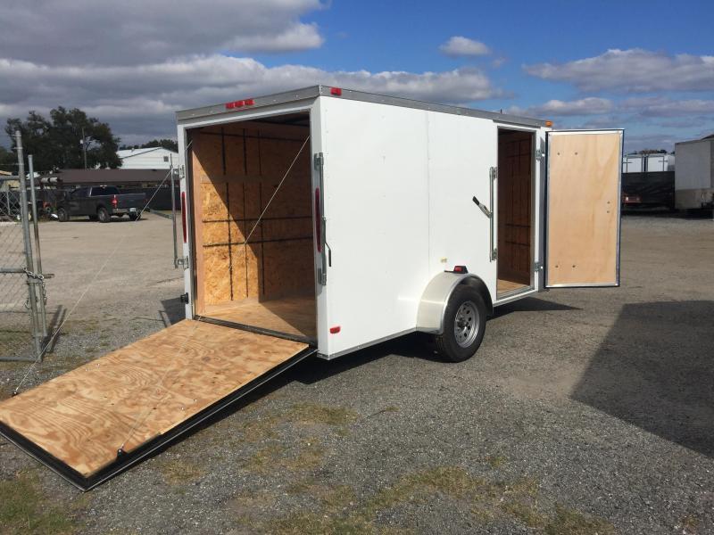 2019 6x12 General Series Cargo Trailer