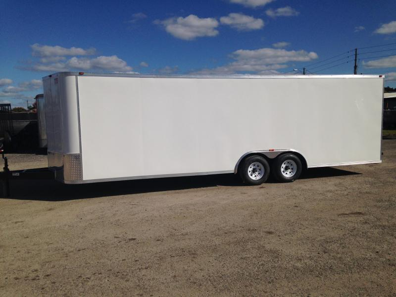 2019 AMP Trailers 8.5x24 Cargo Trailer