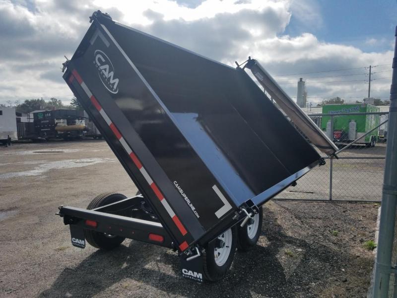 2018 Cam Superline 6 X 10 3-Way Dump Trailer