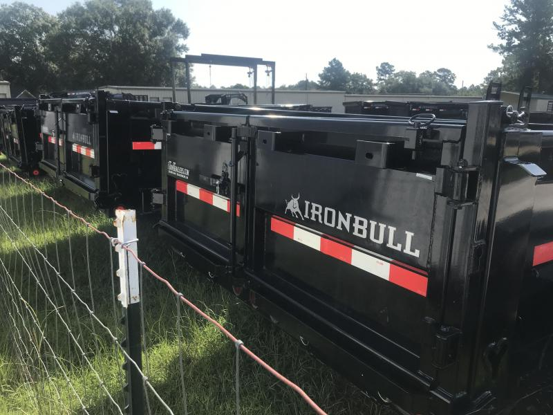 2018 Iron Bull 83x14DT3 Dump Trailer