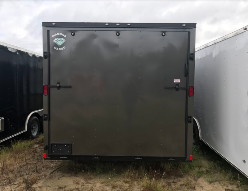 2018 Diamond Cargo 8.5x24TA Car / Racing Trailer