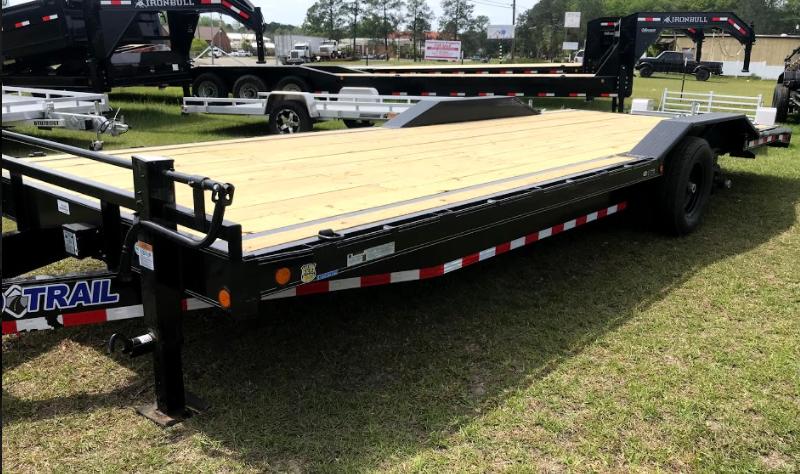 "2018 Load Trail 102""x24' Equipment Hauler Trailer"