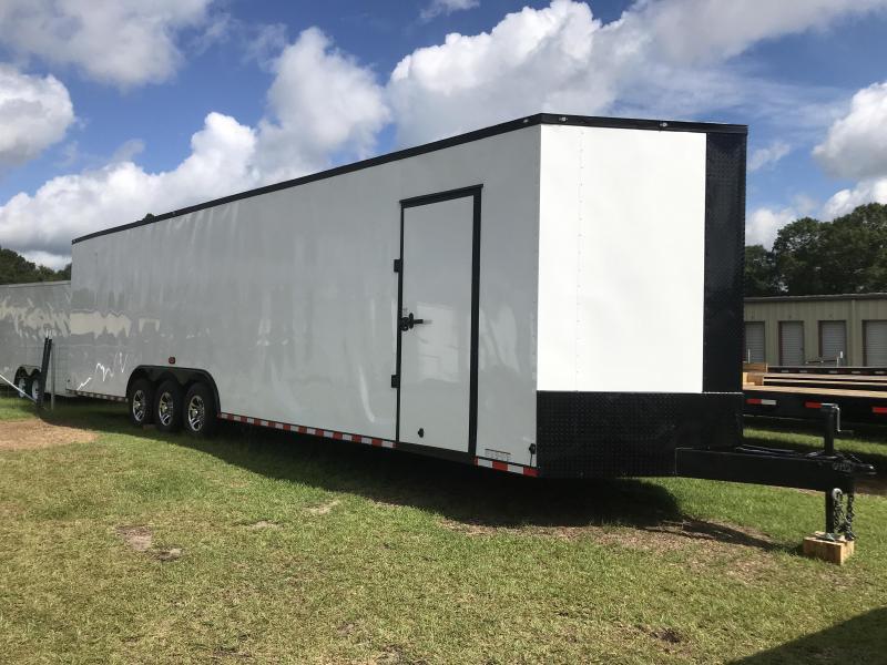2018 Diamond Cargo 8.5X34TA4 Enclosed Cargo Trailer