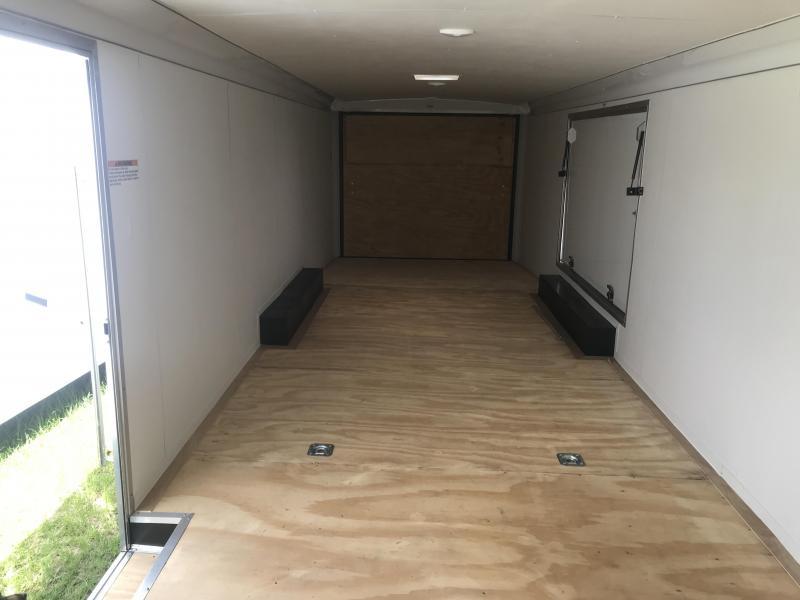 2018 Continental Cargo 8.5x28TA Car / Racing Trailer