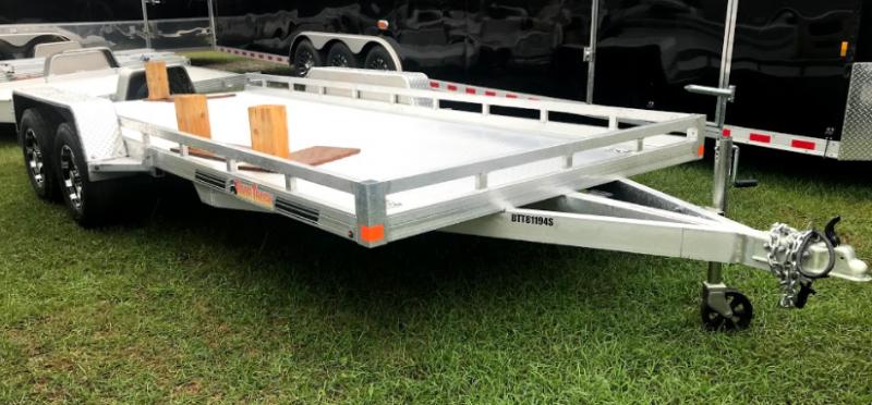 2018 Bear Track 6.75x15TA Utility Trailer