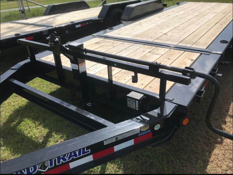 2018 Load Trail 83x20 Tilt Trailer Equipment Trailer
