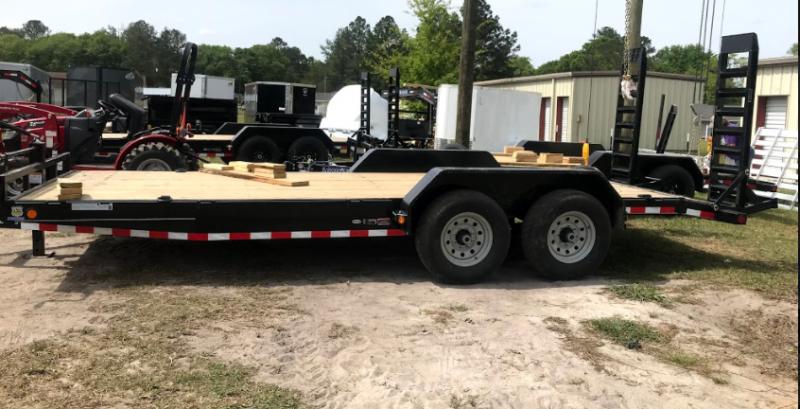 "2018 Load Trail 83""x20' Equipment Trailer"