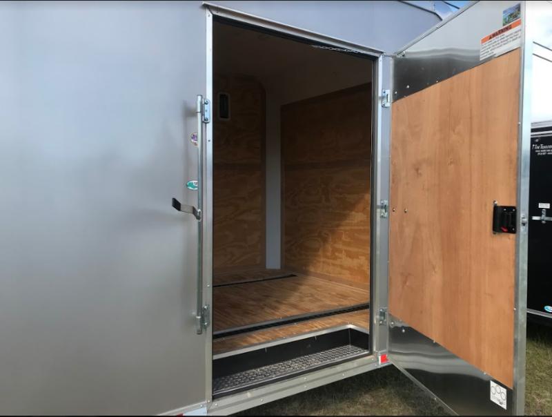 2018 Continental Cargo 8.5x26TA Car / Racing Trailer