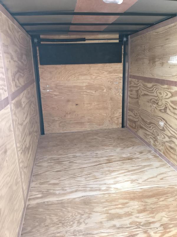 2017 Deep South 7x16TA Enclosed Cargo Trailer