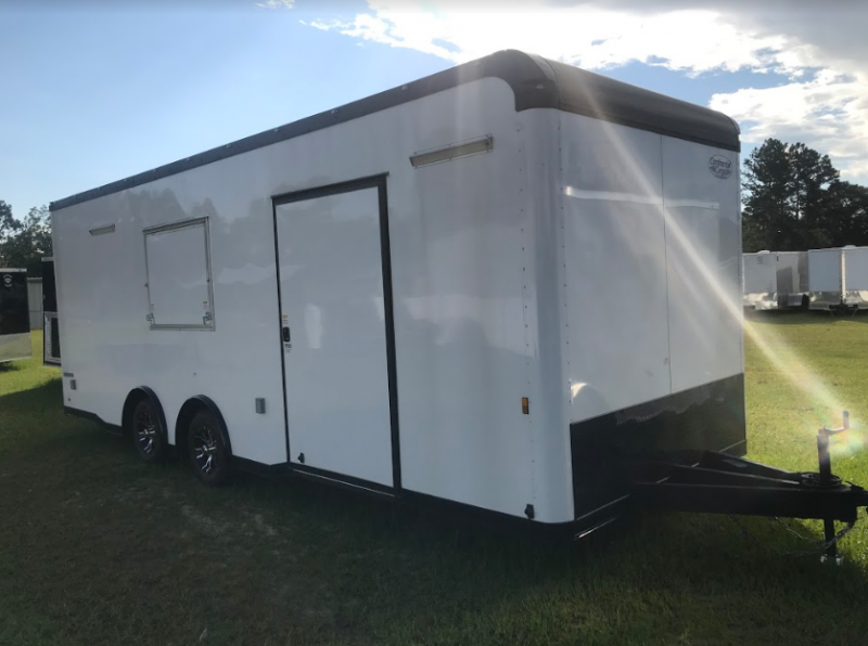 2018 Continental Cargo Vending / Concession Trailer