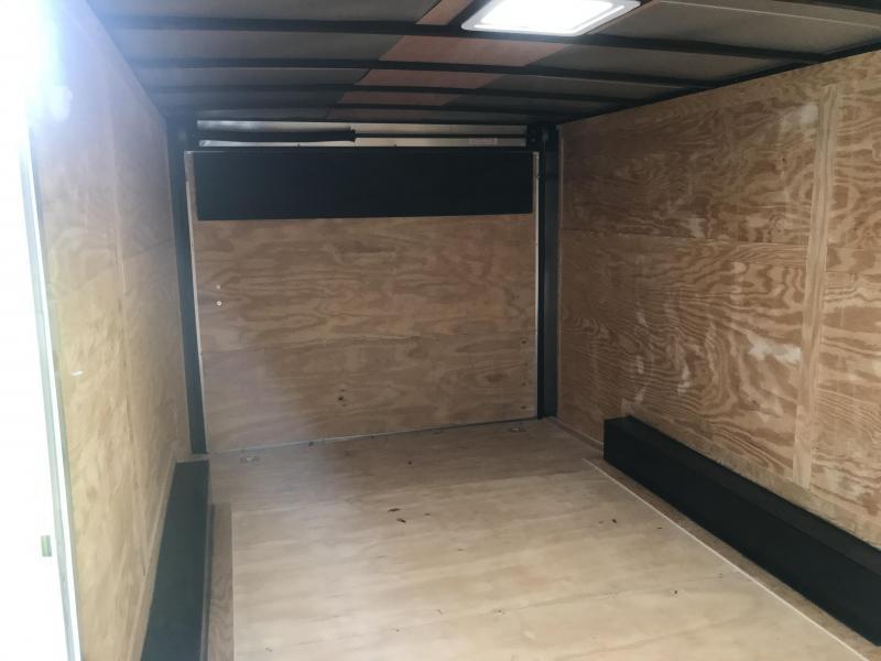 2018 Diamond Cargo 8.5x16 Enclosed Cargo Trailer