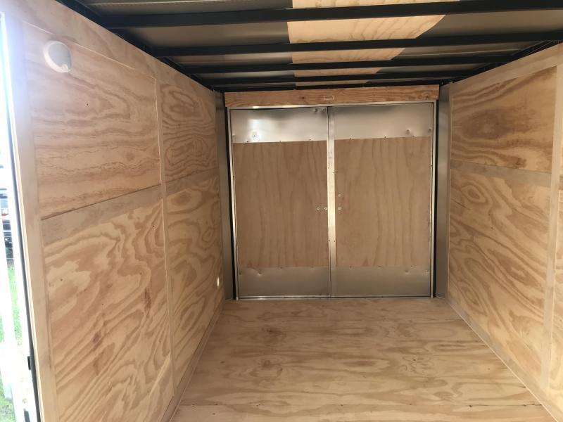2018 Continental Cargo 7x14TA Enclosed Cargo Trailer