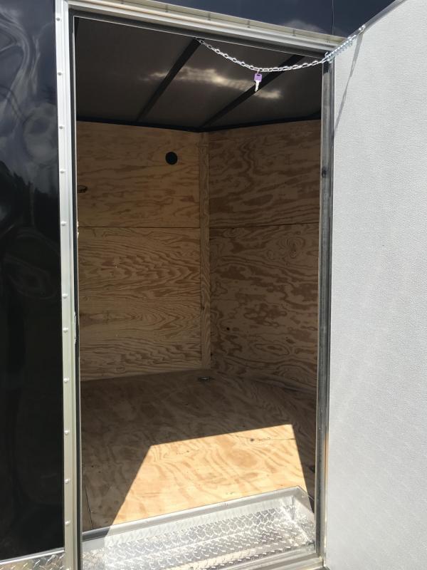 2017 Cynergy Cargo 8.5x16TA Enclosed Cargo Trailer