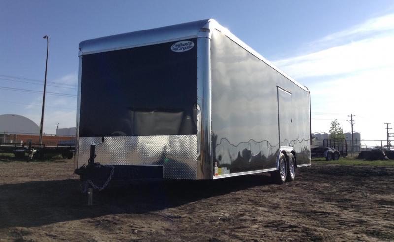 2019 Continental Cargo 24' Automaster