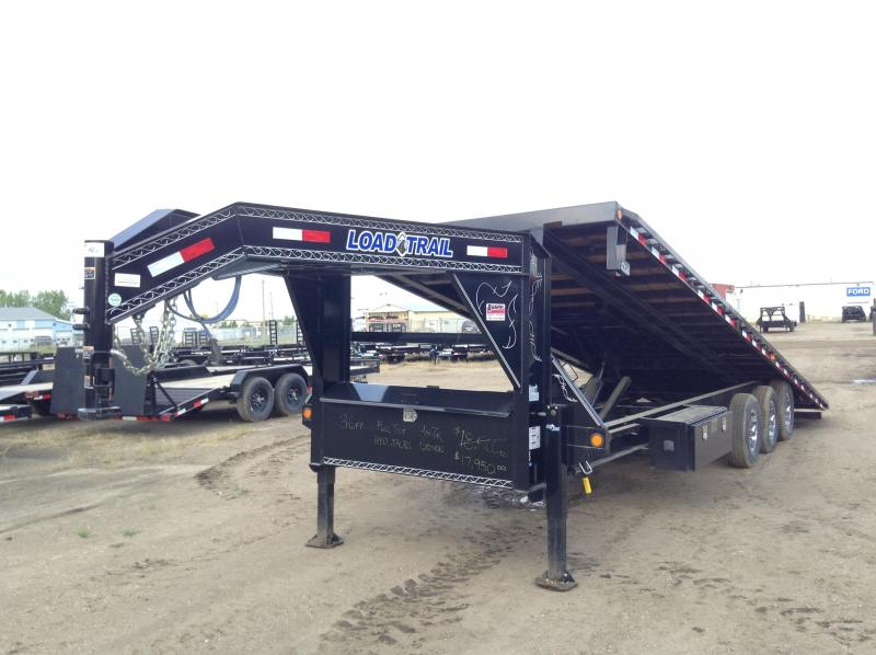 2019 Load Trail GOOSENECK TILT Equipment Trailer