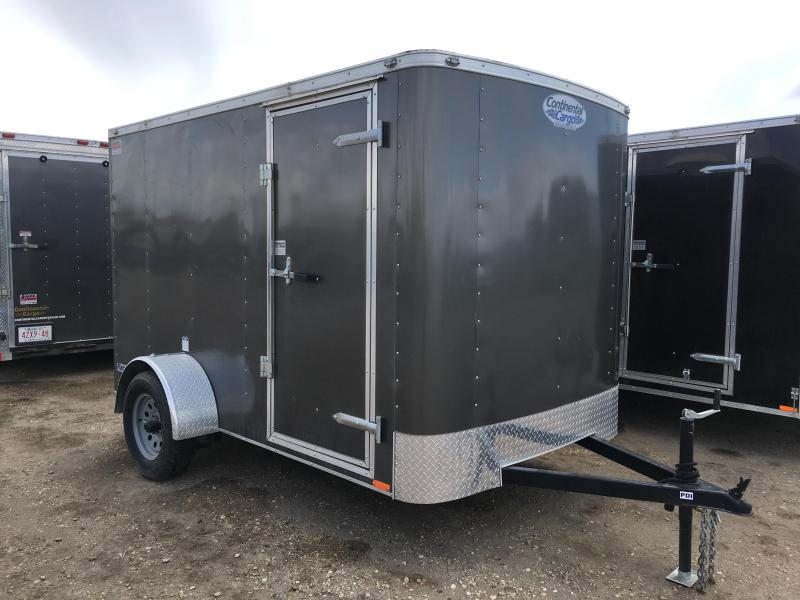 2018 Continental Cargo 6 x 10 w/ Ramp