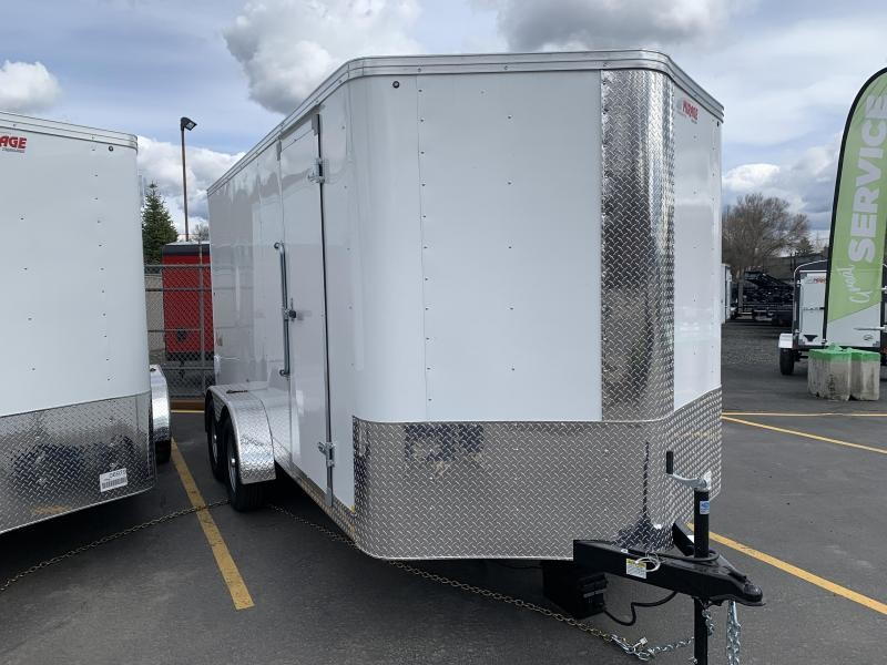 2019 Mirage Trailers XPRES 7W TANDEM AXLE CARGO Enclosed Cargo Trailer