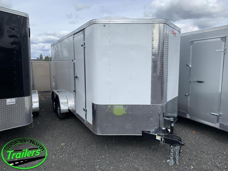 2019 Mirage XPRES 7x16 TANDEM AXLE Cargo Trailer