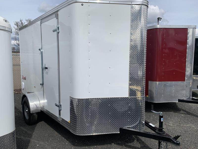 2019 Mirage Trailers XPRES 6W SINGLE AXLE CARGO Enclosed Cargo Trailer