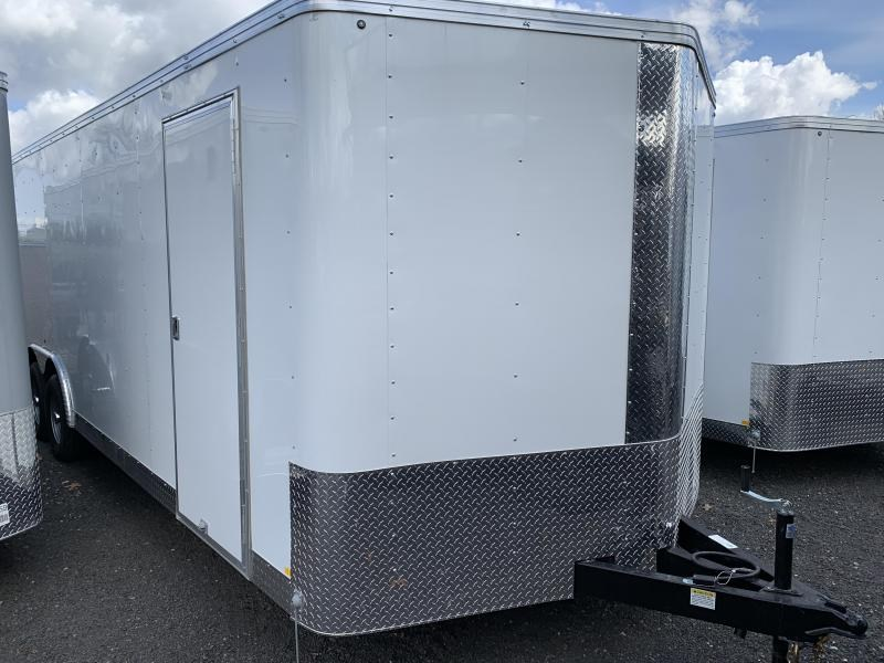 2019 Mirage Trailers XPRES 8.5W TANDEM AXLE CARGO Car / Racing Trailer