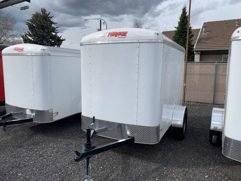 2019 Mirage Trailers XPO 5W Single Axle Cargo Trailers Enclosed Cargo Trailer