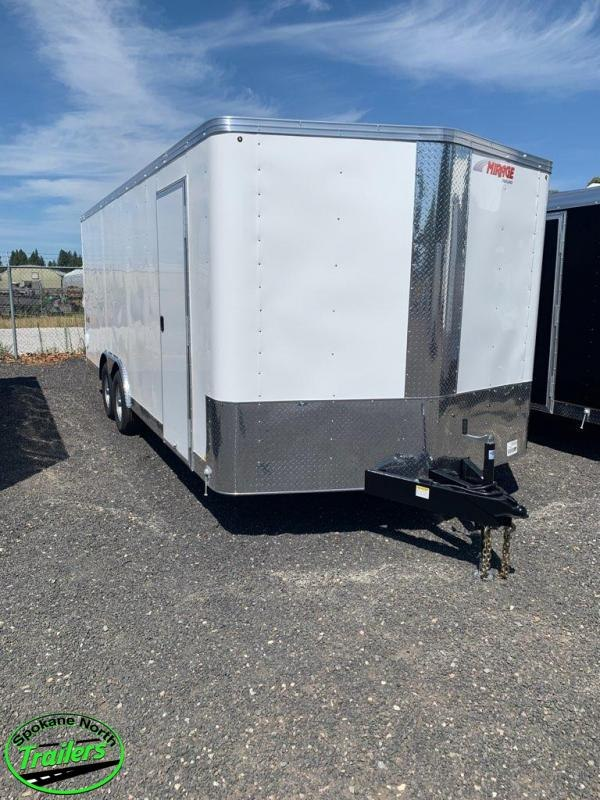 2019 Mirage XPRES 8.5x20 + 2 TANDEM AXLE CARGO Car / Racing Trailer