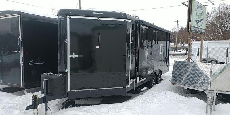 2019 Mirage Trailers MXSP8.522TA3 Enclosed Snowmobile Trailer